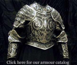 & Costume Armour